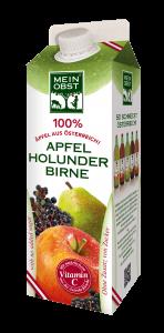 Apfel Holunder Birne Saft Mein Obst