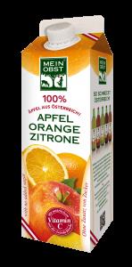 Apfel Orange Zitrone Saft Mein Obst